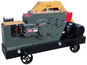 Iron rod cutter machine