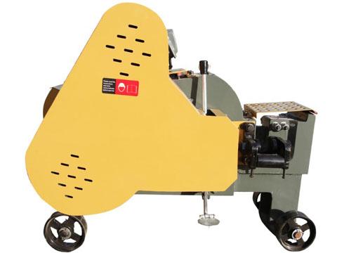 Steel cut machine