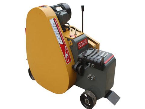 Rod cutter machines