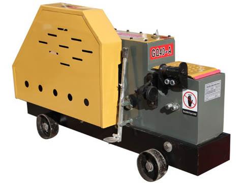 GQ40D-2 iron bar cutter