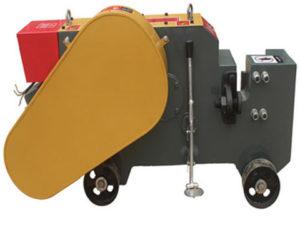 TMT bar cutting machines