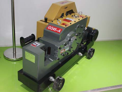 Ellsen iron rod cutting machine