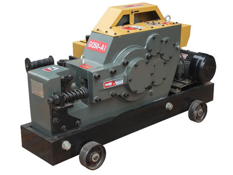 TMT cutting and bending machine