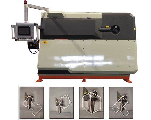 HGTW4-10 stirrup bending machine