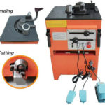 Rebar Cutting and Bending Machine