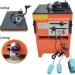 Rebar Cutting and Bending Machine