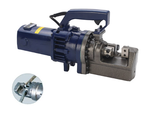 RC25 portable steel cutter machine