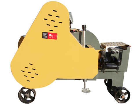 GQ40B automatic steel cutter
