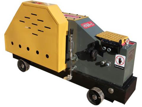 steel bar cutter machine