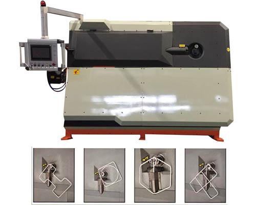 Stirrup bender machine