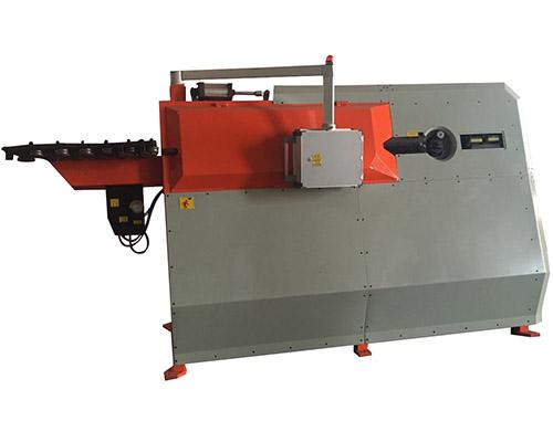 steel wire bending machine